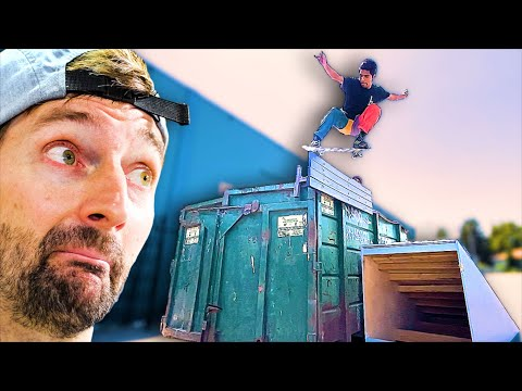 THE RETURN OF THE DUMPSTER!