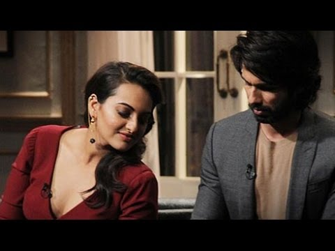 Sonakshi Sinha Wanted To Come With Shahid Kapoor Only On Koffee With Karan 4 !