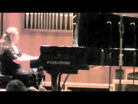 S. Rachmaninoff 13 Preludi op.32 Lilya Zilberstein per Musica in aulis a Bolzano (5 settembre 2009)