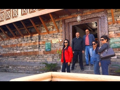 NAGGAR CASTLE MANALI HIMACHAL PRADESH AMAZING VIDEO