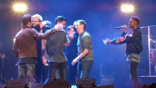 Speech & Dankwoord Mainstreet (crew) @ Tivoli, Utrecht. Afscheidsconcert One Day In June * 19-06-16