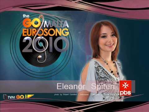 Malta Eurosong 2010 - Eleanor Spiteri - Velvet Ocean