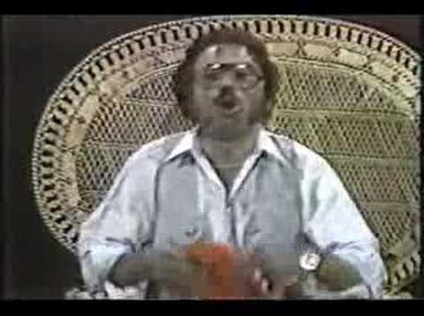 Petey Greene - How to Eat Watermelon (Enhanced)