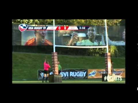 2014 Club 7s - Santa Monica Dolphins vs. Schuylkill River Exiles