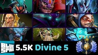 DIVINE 5 WEAV LIO VS KOTL SPEC MEEP SB TREE STORM