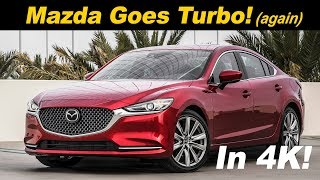 2018/2019 Mazda6 Turbo | Can It Compete?