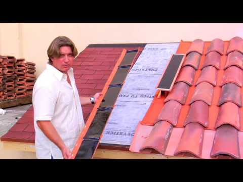 HD-The Universal Hybrid Roof Tile System