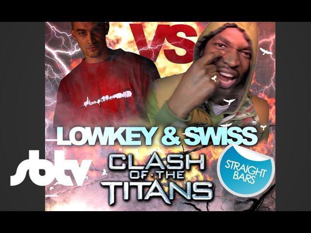Swiss x Lowkey | Clash Of The Titans (Cypher): SBTV [Audio]