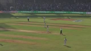Virat Kohli's century moment from Wankhede stadium [4K]