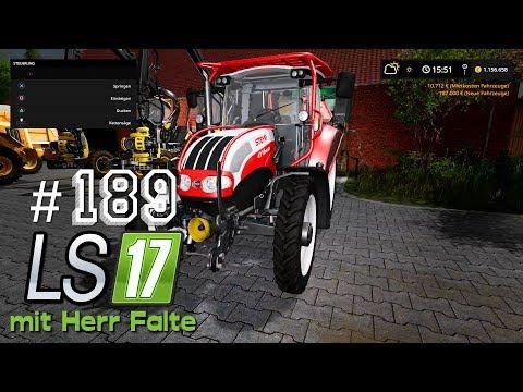 """Landwirtschafts Simulator 2017 - Online #189 """"Ich schiebe Horror""""   Let's Play LS17"""