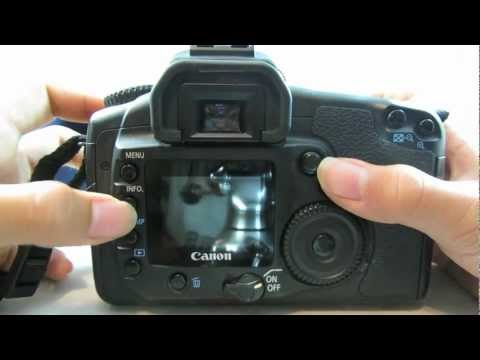 Canon EOS 20D 8.2MP Digital SLR Camera Review/Tutorial