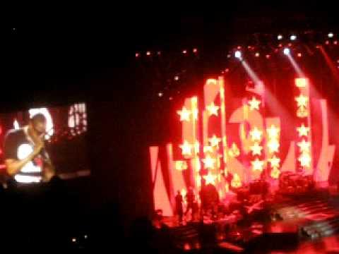 Jay Z Black Album Interlude Live at the EMU Convocation Center