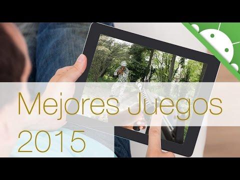 15 MEJORES NUEVOS JUEGOS para Android 2015 GRATIS