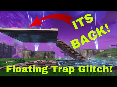 *ITS BACK* New Invisible Trap Glitch! Fortnite Save The World (SCAM METHOD) Scammer Get Scammed