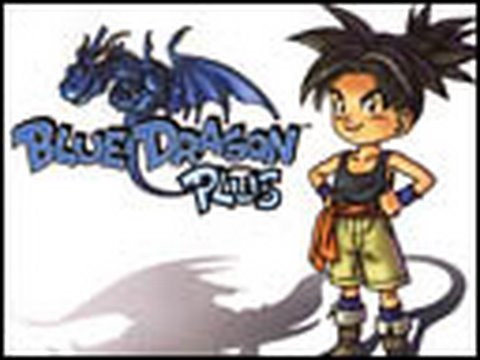 Classic Game Room HD - BLUE DRAGON PLUS for Nintendo DS