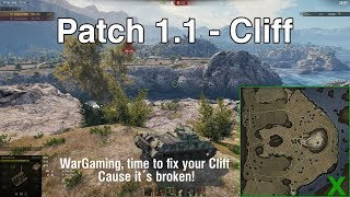 Xans Climbing  Patch 11  Cliff