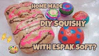 how to make squishies without foam