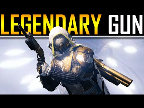 Exclusive Destiny Gameplay - Legendary Scout Rifle!