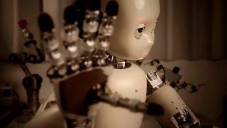 ICUB EL ROBOT CASI NIÑO 19 DE MARZO 2015