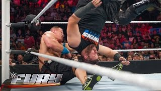 16 cannonballs that smashed Superstars: WWE Fury