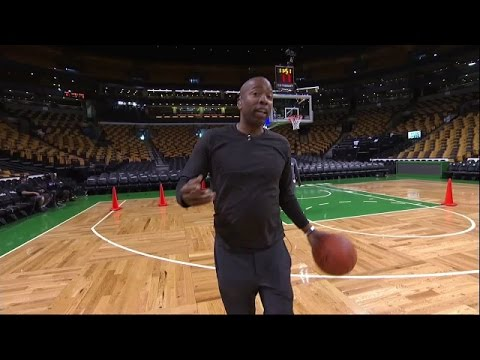 Kenny Shows How To Guard LeBron James | Inside The NBA | Celtics vs Cavs Game 2 | May 179, 2017