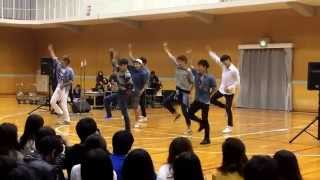 A(에이) - GOT7(갓세븐) Dance Cover by K-MUSE @2014 天空祭