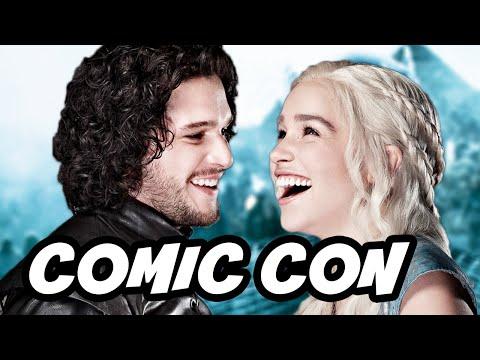 Game Of Thrones Season 6 Comic Con Preview