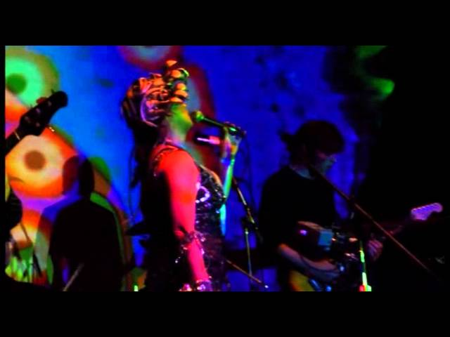 Brainticket - Places of Light - Live (Space Rock Invasion DVD 2011)