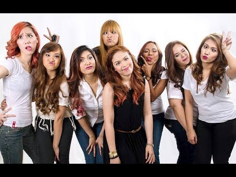PINAY BEAUTY IN ALL SIZES AND COLORS PHOTO SHOOT - Bing Vlogs! (February 6 - 7, 2014)