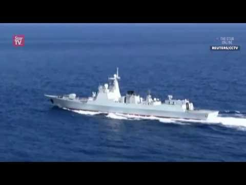 Philippines awaits tribunal ruling on South China Sea, but not China