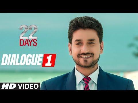 Dialogues Promo 1 : 22 Days | Rahul Dev, Shivam Tiwari, Sophia Singh