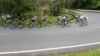 Le Tour de Filipinas 2017 Stage 3 Zigzag Uphill