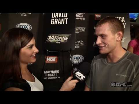 TUF 18 Finale Finalists Media Day