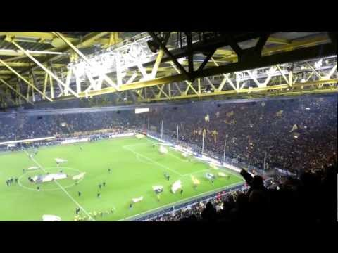 Borussia Dortmund vs. 1.FC Nürnberg vor dem Spiel