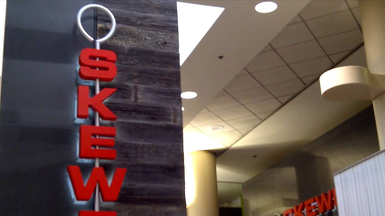 Skewers Restaurant By Iron Chef Morimoto At LAX Terminal 5 YouTube