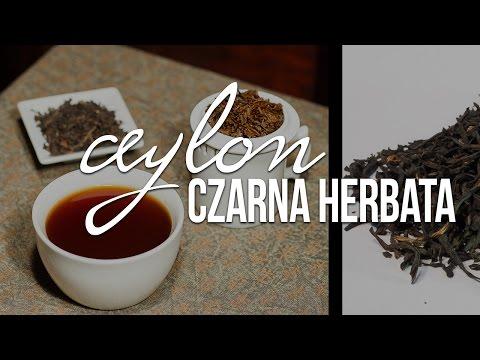 Herbata czarna Cejlon (Sri Lanka). Czajnikowy.pl
