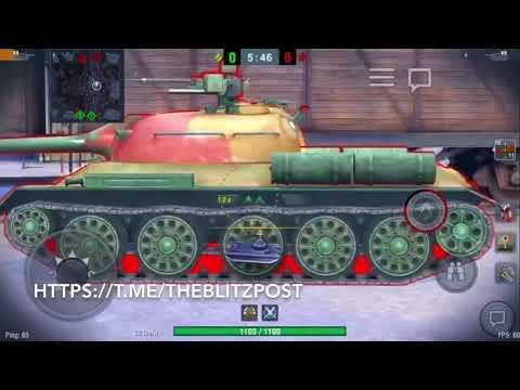T-34-1. 7 уровень Китай. Wot Blitz