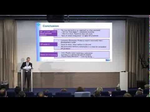 The Lean Software Factory at Bouygues Telecom by Yves Caseau