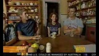 Mcleod's Daughters - interview (part 2)