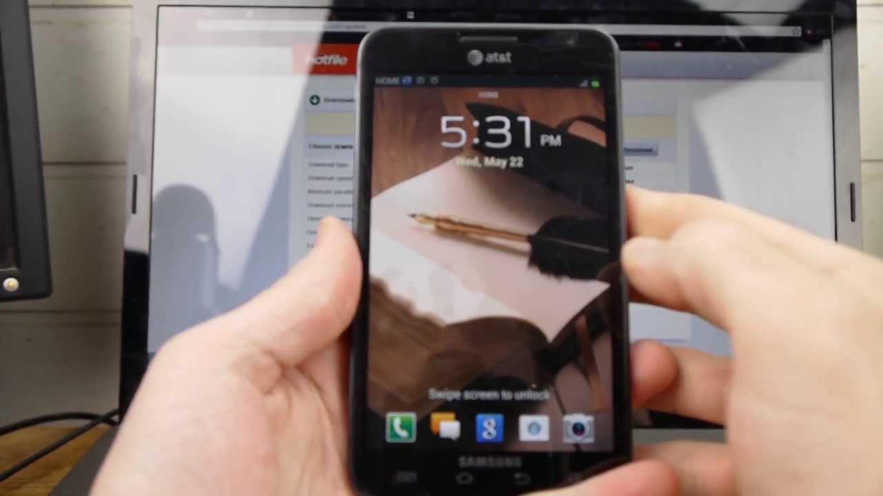 Note I717 vs Note 2 4.1.2 Galaxy Note I717