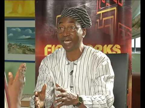 Fireworks with Dr. Tunji Abayomi   TVC News Nigeria