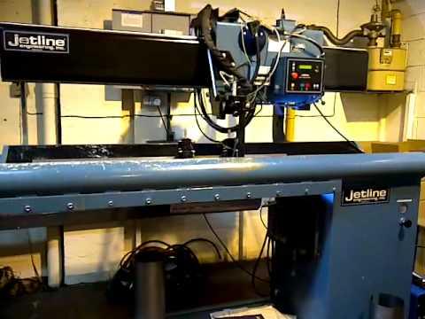 Miller Welding >> Jetline Longitudinal Seam Welding Machine: Model LWS 48 - YouTube