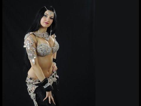 Superb Hot Sexy Arabic Belly Dance Alex Delora