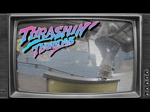 Ish Cepeda - Thrashin' Thursdays