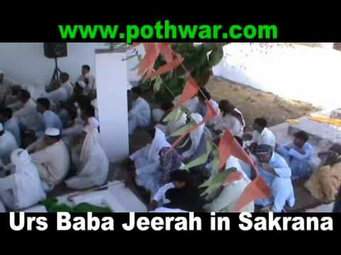 Urs Baba Jeerah in Sakrana (Dhoke Maqadam)