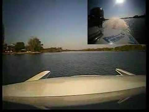 105 MPH Extreme Performance Tunnel Boat Video