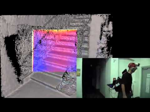 PROFITEX - Automatic 3D Building Reconstruction and Thermal Mapping in Fire Brigade Operations