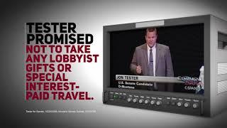 """""""Your Word Matters"""" TV Ad (MT-Sen)"""