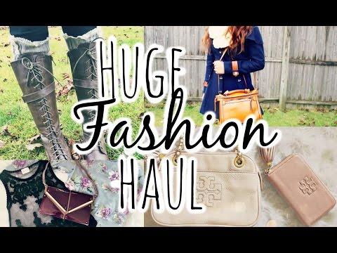 Huge Fashion Haul: The Best Fashion Shops Online! Belinda Selene