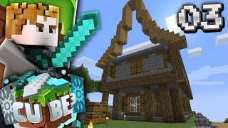 Minecraft: Cube S3 - Episode 3 - THE SEVEN SEAS TAVERN (Minecraft Cube SMP Season 3)